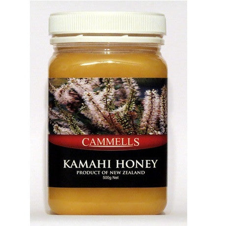 CAMMELLS Kamahi Honey