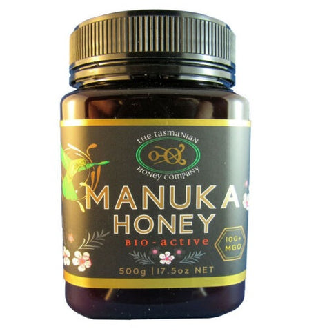 Tasmanian Manuka Honey MGO100+ 500g