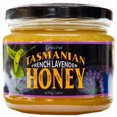 Tasmanian French Lavender Honey 400g