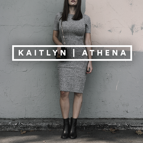 Kaitlyn Athena Website Launch