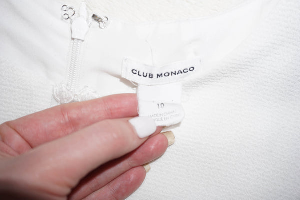 Club Monaco Terrona Dress - Kaitlyn Athena