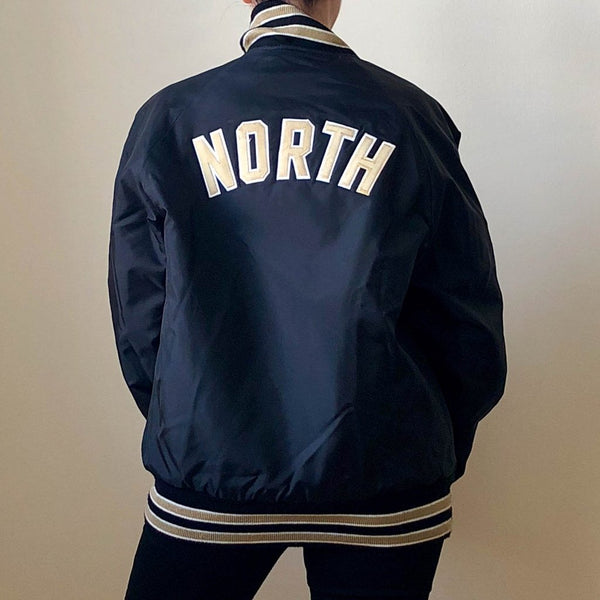 """North"" Bomber Jacket - Kaitlyn Athena"