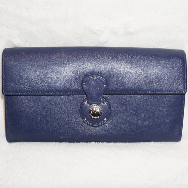 Ralph Lauren Soft Ricky Continental Wallet