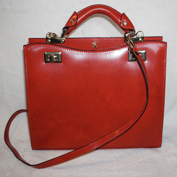 Pratesi Womens Italian Leather Bag