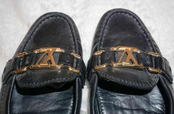 Louis Vuitton Oxford Flat Loafers - Kaitlyn Athena