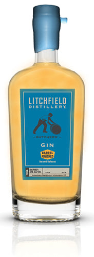 Litchfield Distillery Barrel Finished Gin