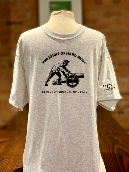 Litchfield 300th Anniversary Commemorative T-Shirt