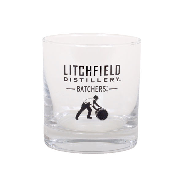 Litchfield Distillery 11 oz. Rocks Glass