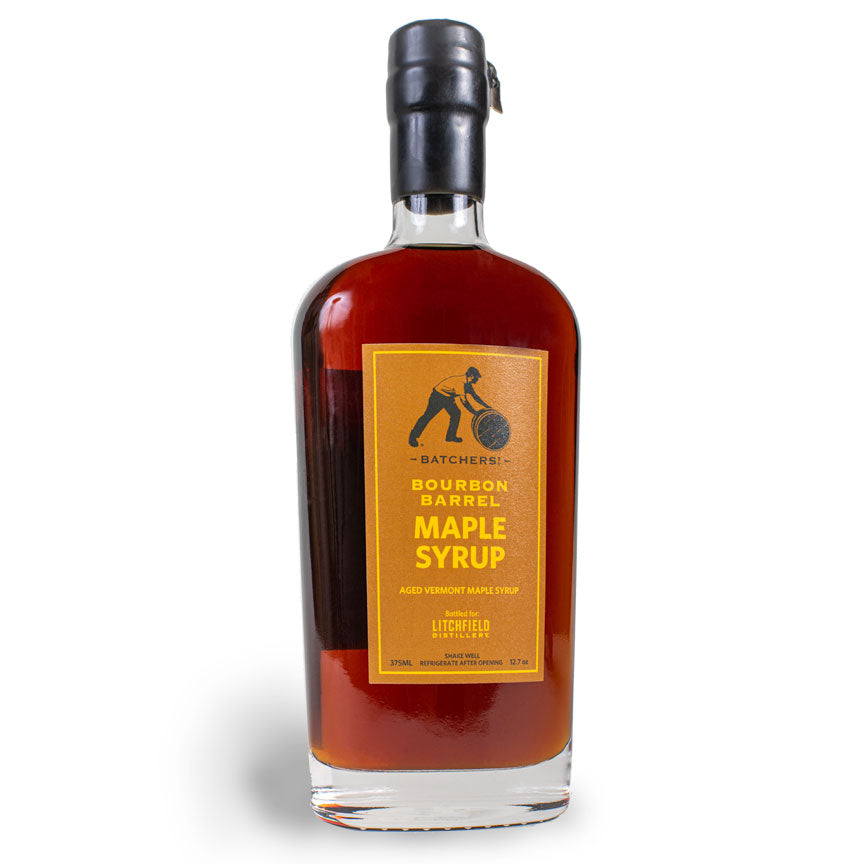 Bourbon Barrel Maple Syrup - 375ml