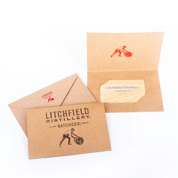 Litchfield Distillery Gift Cards (Curbside Orders)