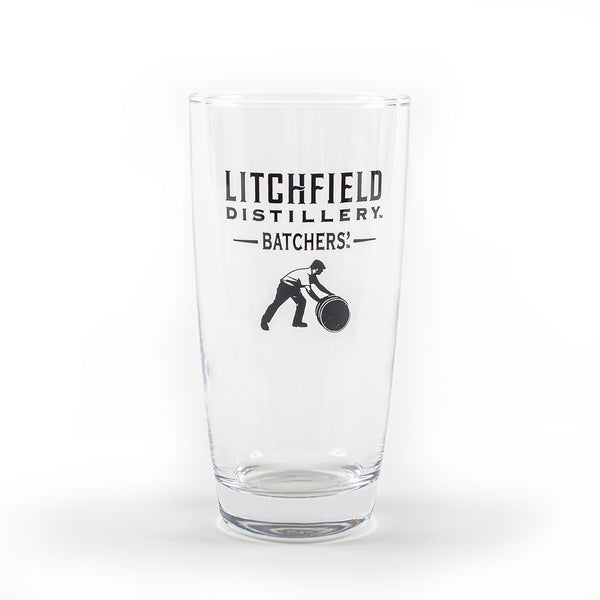 Litchfield Distillery High-Ball Glass