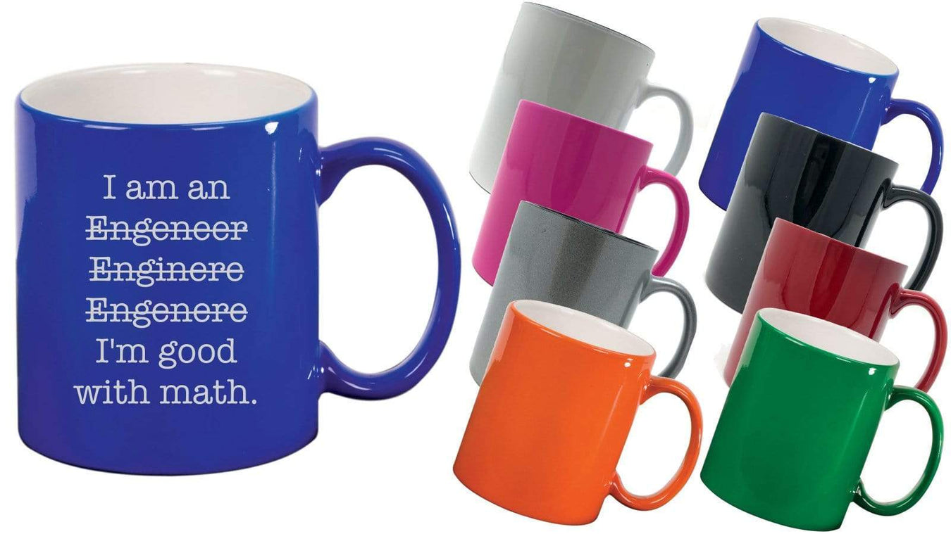 Funny Coffee Mugs, Tumblers and Flasks