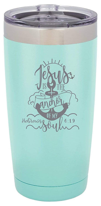 Jesus is the Anchor of My Soul 20 oz.  tumbler