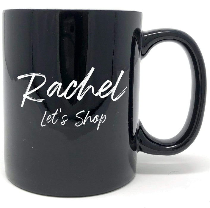 Personalized Ceramic Coffee Mug - 11 ounce