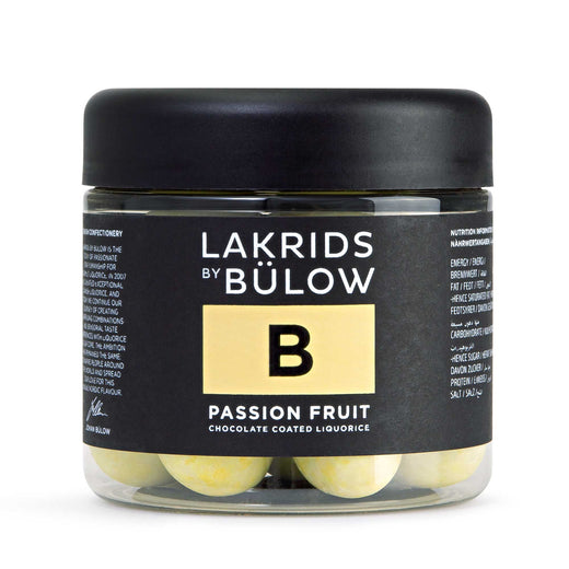 B Passion Choc Coated Liquorice
