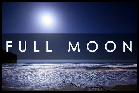 The Mystical Properties of the Full Moon Cycle - Cherokee Billie