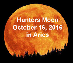 Hunters Moon October 16, 2016