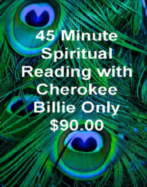 45 Minute Psychic Phone Reading