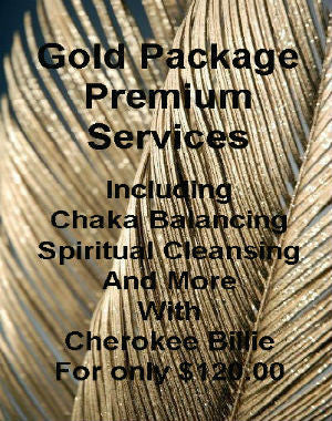 Gold Package Premium Services