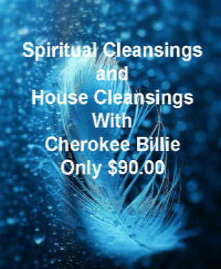 Spiritual Body and House Cleansings