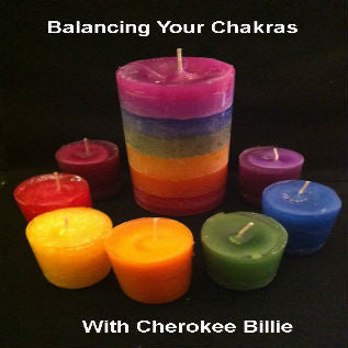 Balancing Your Chakas