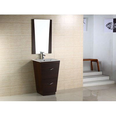 "American Imaginations 21"" Single Sink Bathroom Vanity AI-1190"