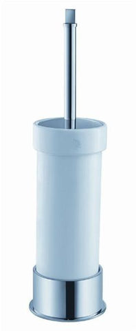 Fresca Glorioso Ceramic Toilet Brush/Holder - Chrome