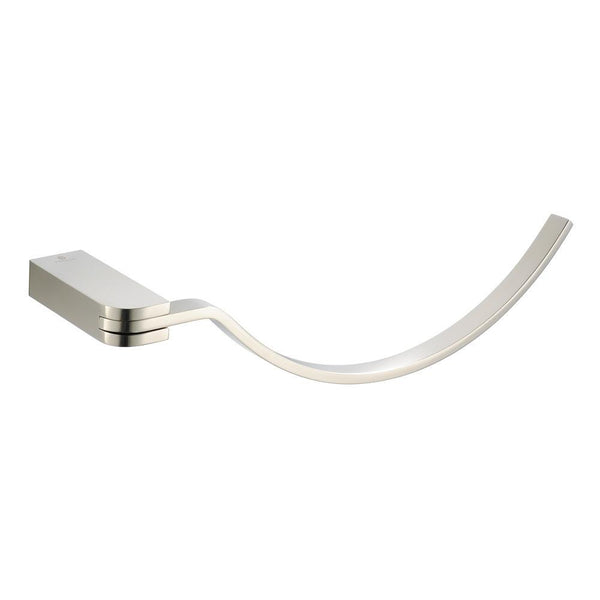Fresca Solido Towel Ring - Chrome