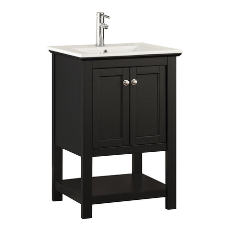 "Fresca Manchester 24"" Traditional Bathroom Vanity"