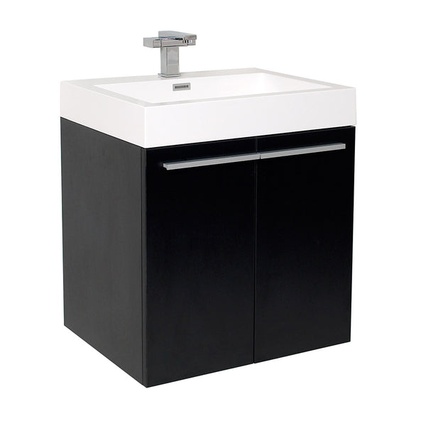 "Fresca Alto 23"" Modern Bathroom Cabinet w/ Integrated Sink"