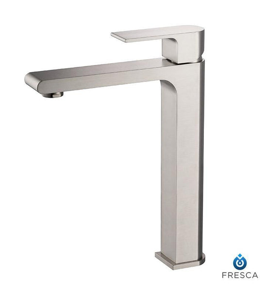 Allaro Single Hole Vessel Mount Faucet