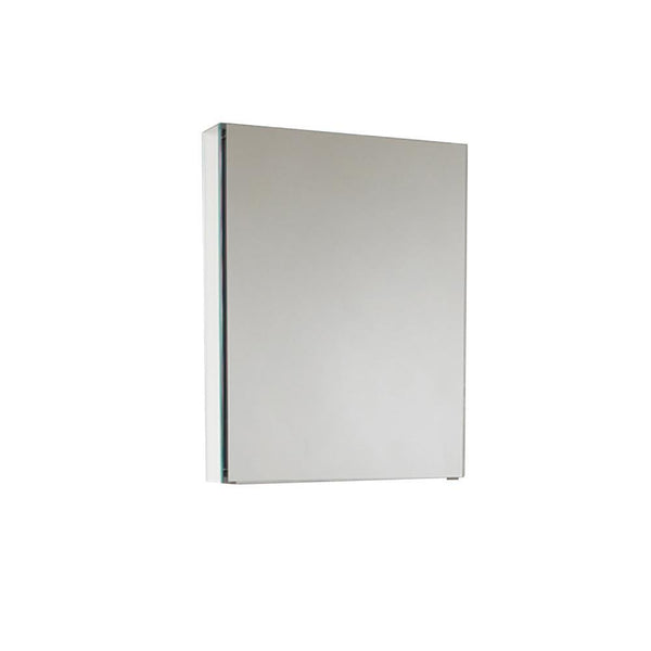 "Fresca 20"" Wide x 26"" Tall Bathroom Medicine Cabinet w/ Mirrors"