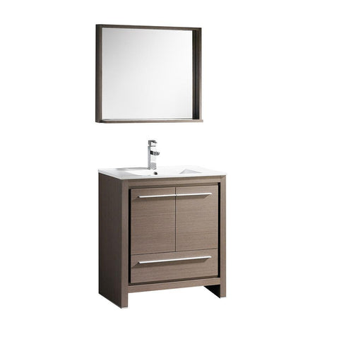"Fresca Allier 30"" Bathroom Vanity"