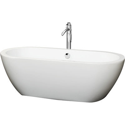"Wyndham Collection Soho 68"" x 31"" Soaking Bathtub WCOBT100268"