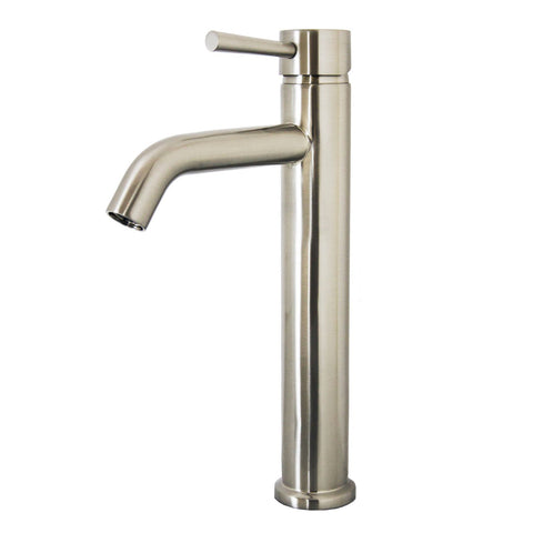 Virtu USA Hydron Brushed Nickel Single Handle Faucet - PS-402