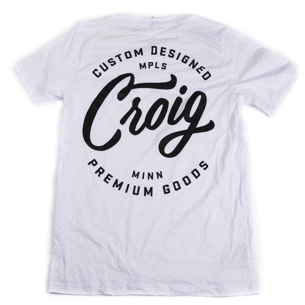 CROIG Pocket Tee