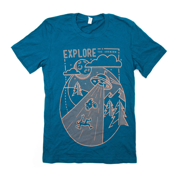 Explore the Unknown Tee