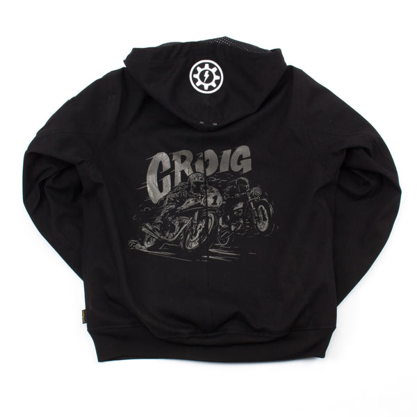 CROIG Edition REV'IT Stealth Jacket