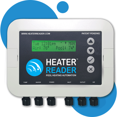 HeaterReader - Smart & Simple Pool Control