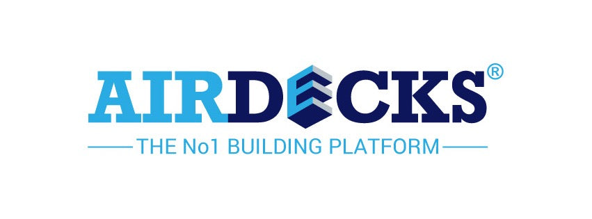 The Airdeck® is fabricated by a fully accredited fabricator.