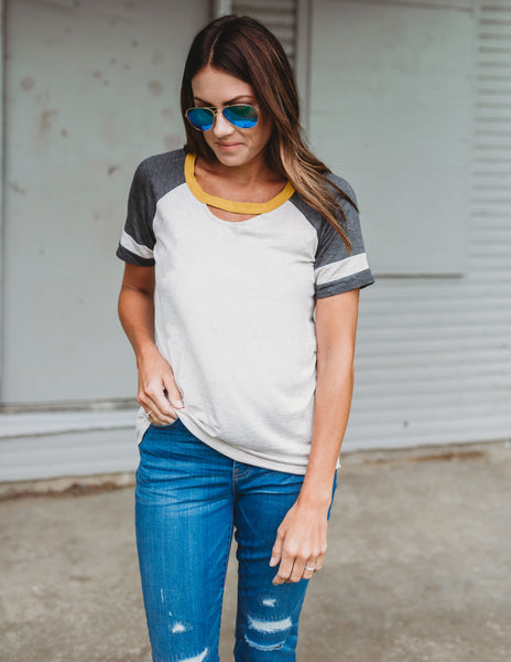 Basic cut out - TheBBtee Shirts, Off BB brand, TheBBtee