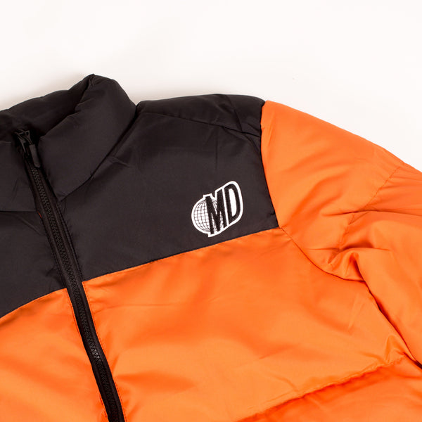MD Puffy Jacket « orange »