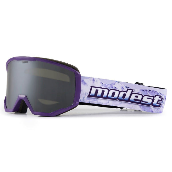 Modest eyes realm goggle Andy James signature masque de snowboard