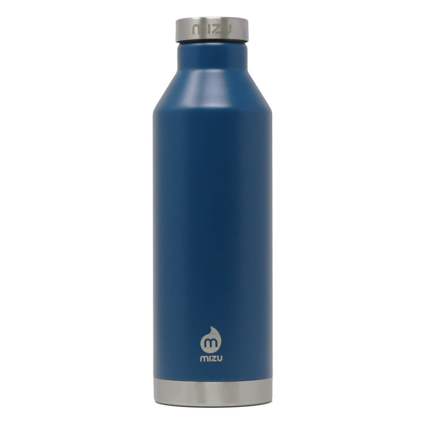 V8 Insulated Bottle « ocean blue »