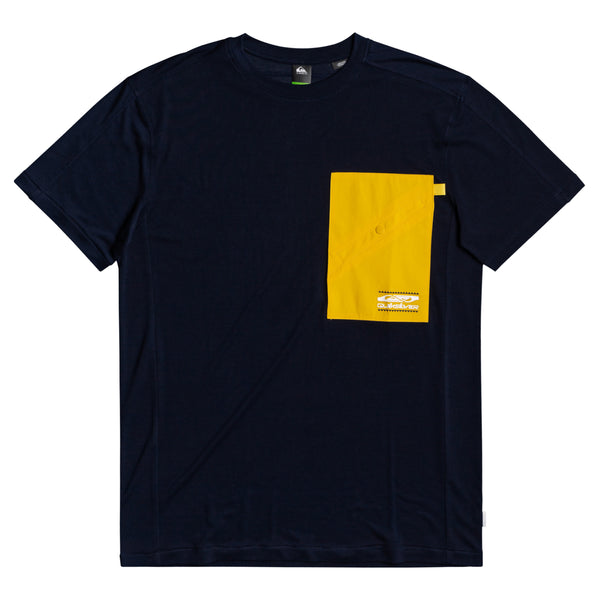 Dry Valley SS Tee « navy blazer »