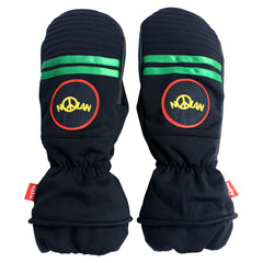 "Athletic Mitten Long ""black"""