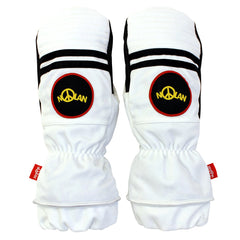 "Athletic Mitten Long ""white"""