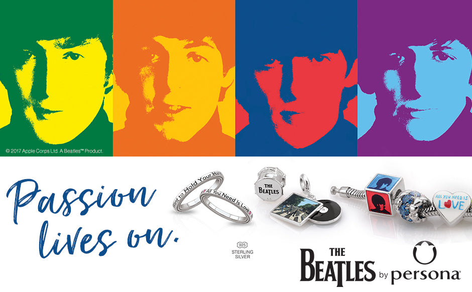 The Beatles by Persona Charm Collection