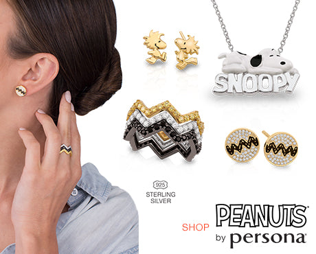 NEW! Peanuts Jewelry