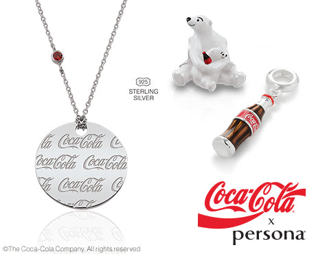 Coca-Cola x Persona Charms & Jewelry